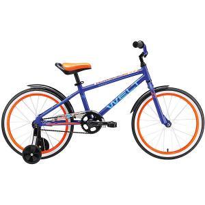Велосипед  Dingo 20, оранжевый Welt. Цвет: оранжевый