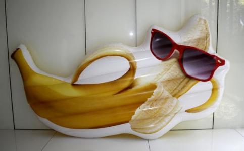 Матрас надувной Банан Digo