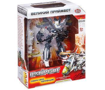 Робот-трансформер Великий Праймбот Play Smart