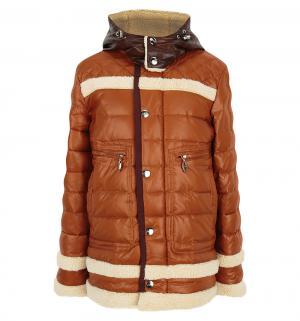 Куртка , цвет: коричневый Fobs