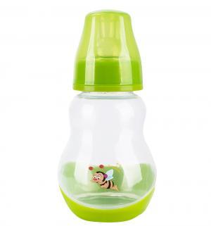 Бутылочка  пластик, 150 мл, цвет: салатовая Бусинка