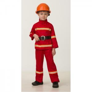 Карнавальный костюм Пожарный Jeanees