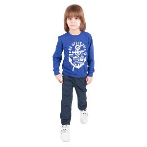 Джемпер  Морской фрегат Leader Kids