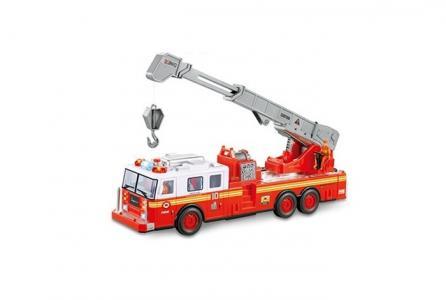 Пожарная машина на радиоуправлении IT106333 BeBoy