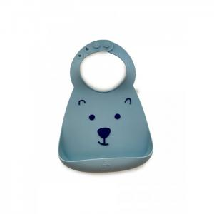 Нагрудник  Baby Bib Bear Make my day
