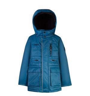 Куртка , цвет: синий Gusti