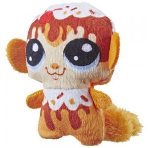 Мягкая игрушка  Пет в коктейле Обезьянка Littlest Pet Shop