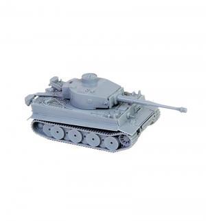 Сборная модель  Немецкий тяжелый танк Тигр 1:100 Звезда