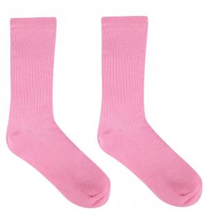 Носки , цвет: розовый Twins