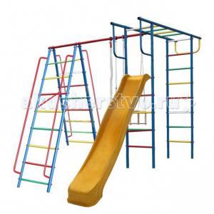 А1+П Детский спортивный комплекс с горкой Вертикаль