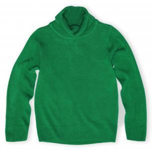 Водолазка , цвет: зеленый Growup