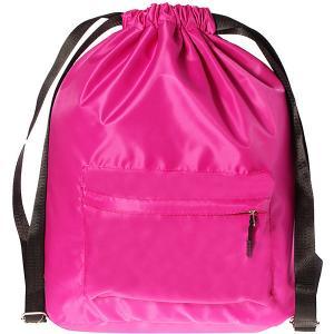 Рюкзак-мешок  43х43 см ArtSpace. Цвет: розовый