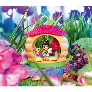 Игровой набор Enchantimals Домик букашек Беатрис Пчёлка и спальня Mattel
