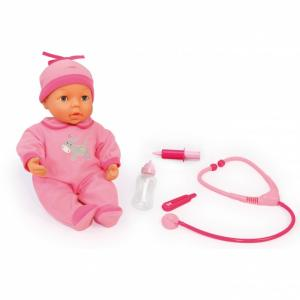 Кукла-пупс Малыш у доктора 38 см Bayer