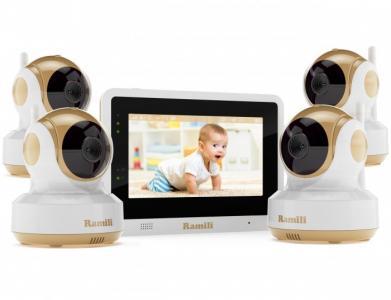 Видеоняня Baby RV1500X4 Ramili