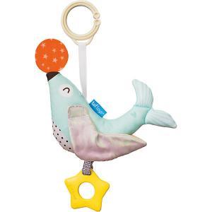 Развивающая игрушка-подвеска Taf Toys Морской котик с прорезывателем