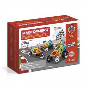 Конструктор  Магнитный Amazing Transform Wheel Set Magformers