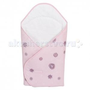 Одеяло-конверт Daisies (принт) Ceba Baby