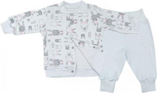 Комплект (куртка и штанишки) Дуэт Звездный заяц Топотушки