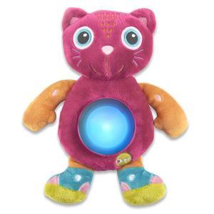 Мягкая игрушка-ночник Кошка Oops