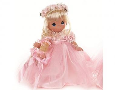 Кукла Драгоценный лепесток блондинка 30 см Precious