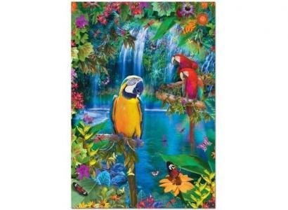 Пазл Тропические птицы 500 элементов Educa