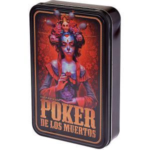 Настольная игра  Покер мертвецов Магеллан