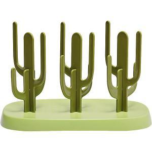 Сушилка для бутылочек  Cactus BabyOno. Цвет: зеленый