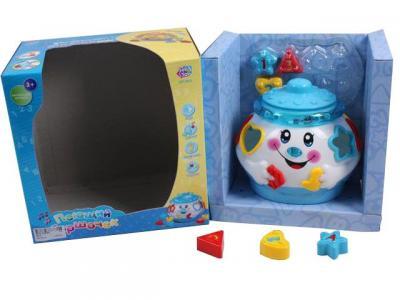 Развивающая игрушка  Логика Поющий горшочек Joy Toy