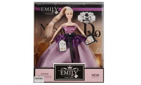 Кукла в бальном платье Emily
