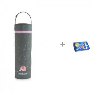 Термосумка для Silky rmos 500 мл и Мыло Свобода Тик-так 150 г Miniland Thermos