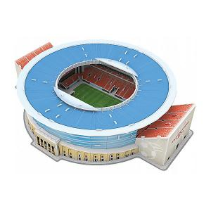 3D пазл IQ-puzzle Екатеринбург Арена, 86 элементов IQ Puzzle