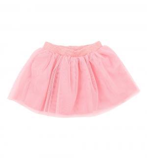 Юбка  Я люблю рок, цвет: розовый MM Dadak