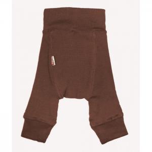 Пеленальные штанишки длинные Wool Longies Babyidea