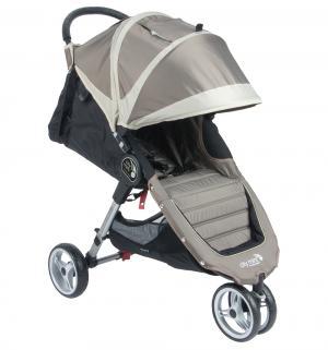 Прогулочная коляска  City Mini Single, цвет: песочный/серый Baby Jogger