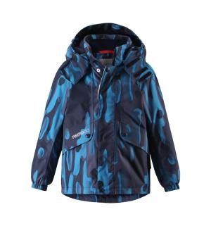 Куртка  Tec Elo, цвет: синий Reima