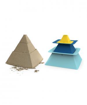 Формочки для 3-уровневых пирамид из песка и снега Pira Freds Swim Academy