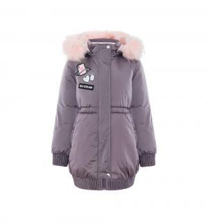 Пальто , цвет: розовый Смена