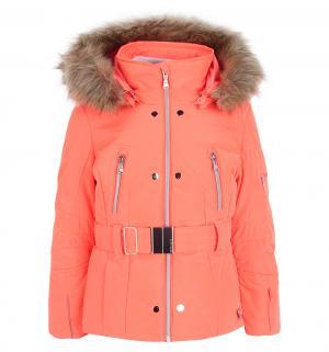 Куртка , цвет: оранжевый Poivre Blanc