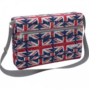 Сумка-мессенджер British Flag 10 л Erich Krause
