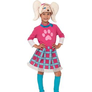 Карнавальный костюм Барбоскины Роза Карнавалофф. Цвет: разноцветный