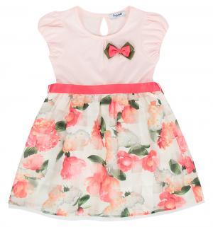 Платье  Весна, цвет: белый Antscastle