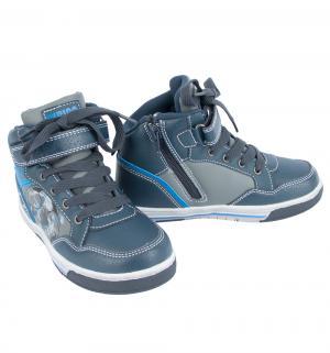 Ботинки , цвет: синий Indigo Kids