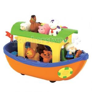 Развивающая игрушка  Ноев ковчег KID 049734 Kiddieland