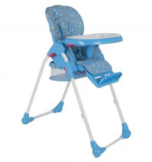 Стульчик для кормления  BH-435, цвет: голубой Selby