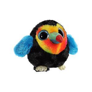 Мягкая игрушка  Юху и друзья Тукан, 12 см AURORA