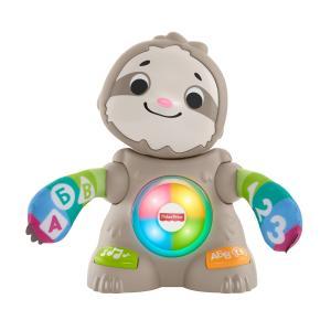 Интерактивная игрушка  Танцующий Ленивец 22.2 см Fisher-Price