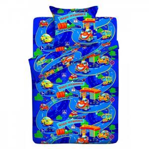Постельное белье  Чудо-машинка простыня на резинке (3 предмета) Letto