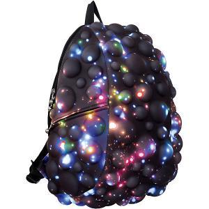 Рюкзак  Bubble Full Warpspeed, 46х36х20 см MadPax. Цвет: atlantikblau