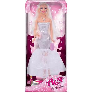 Кукла  Эксклюзив Ася, 28 см Toys Lab. Цвет: белый